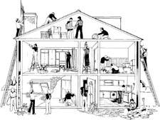 Home Construction Clipart