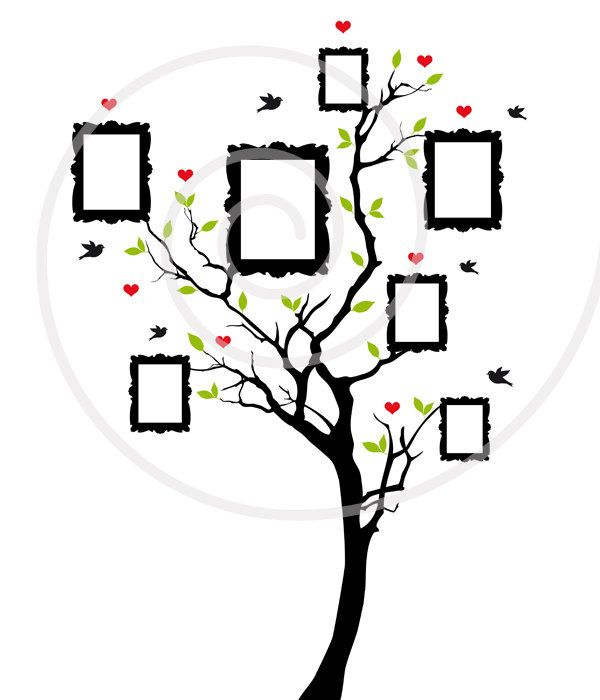 house sense with tree clipart #3