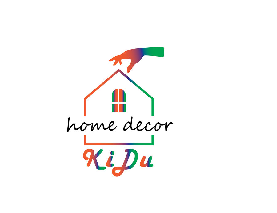 Entry #66 by amooory2008 for home decor logo.