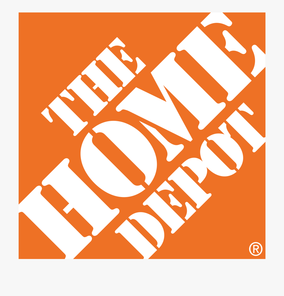 Home Depot Png.