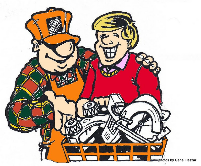 Home depot homer clipart free image.