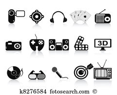 Home entertainment Clip Art Royalty Free. 4,481 home entertainment.