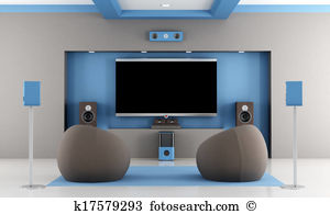 Home entertainment Clipart and Stock Illustrations. 2,673 home.