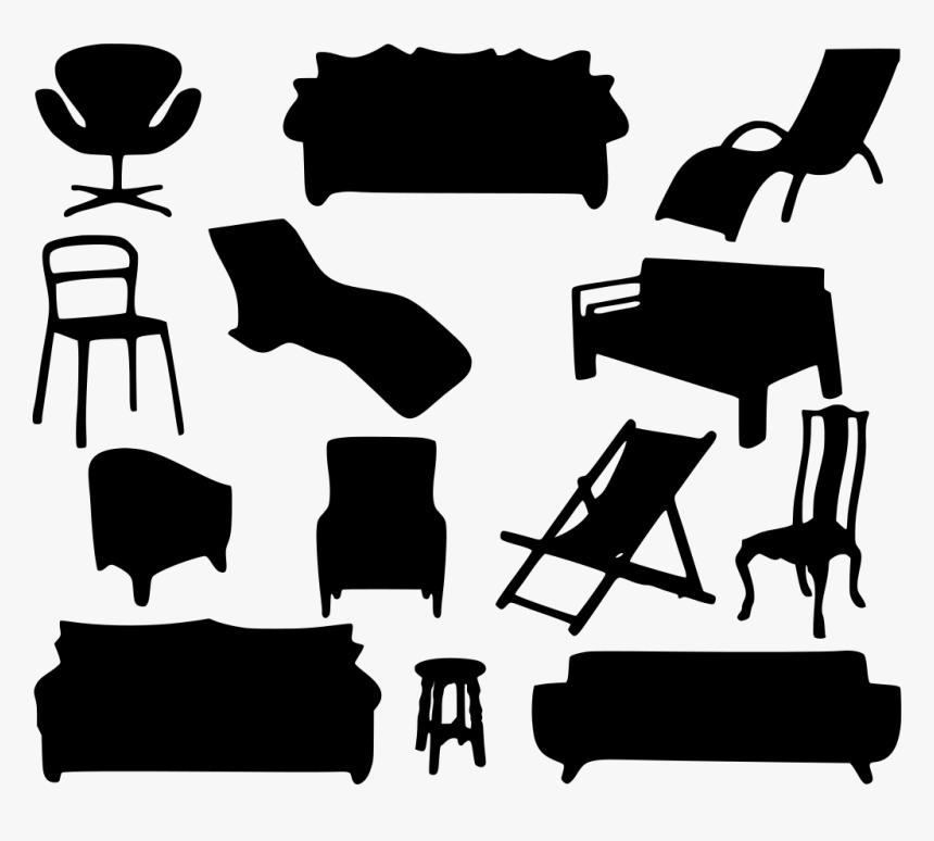 Sofa Clipart Home Furniture.