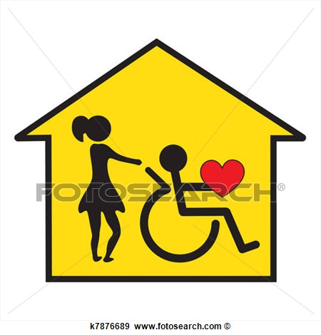 Health Care Clip Art Home Health Aide.
