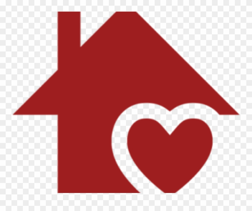 Home Heart Clipart (#3878649).