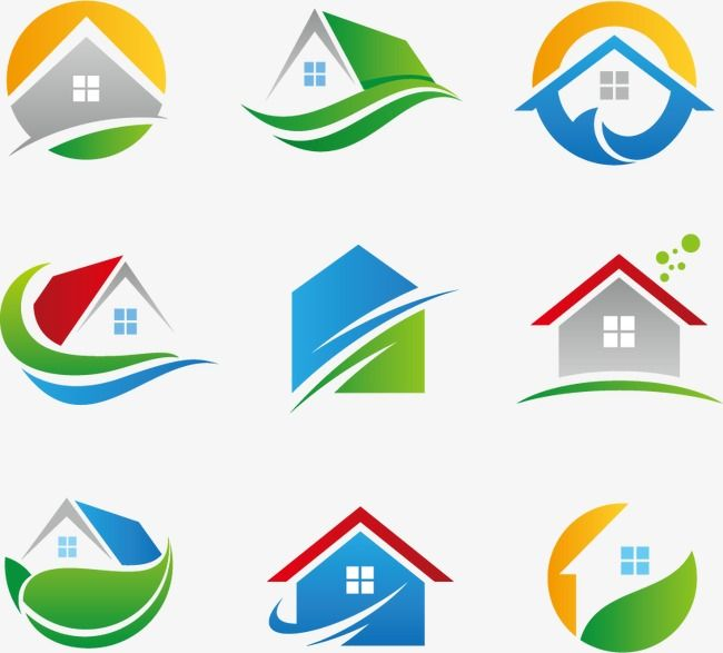 House Icon, Building, Design, Real Estate PNG Transparent.