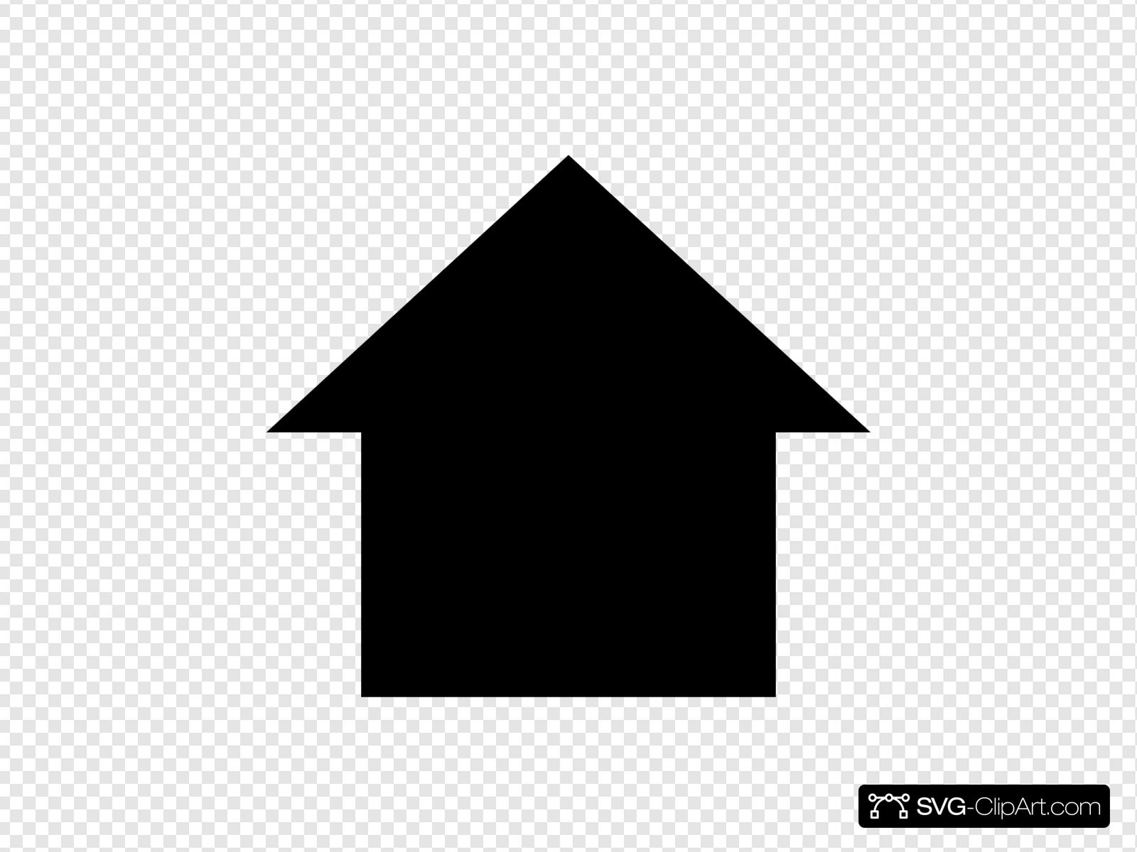 Home Icon Clip art, Icon and SVG.