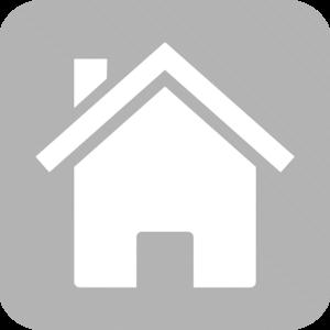 Home Icon White #393496.