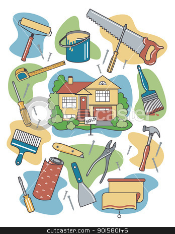 Home Improvement Clipart Many Interesting Cliparts, Home Improvement.