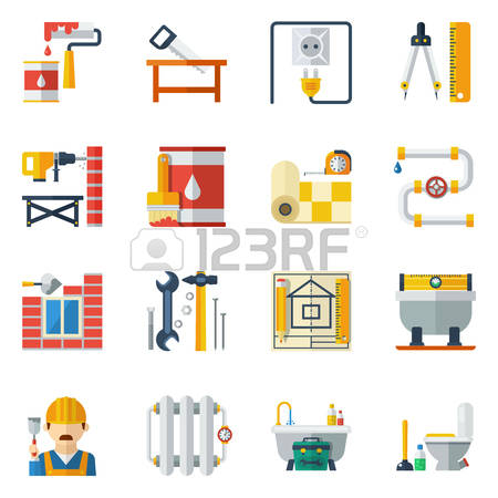 13,972 Home Improvement Stock Illustrations, Cliparts And Royalty.