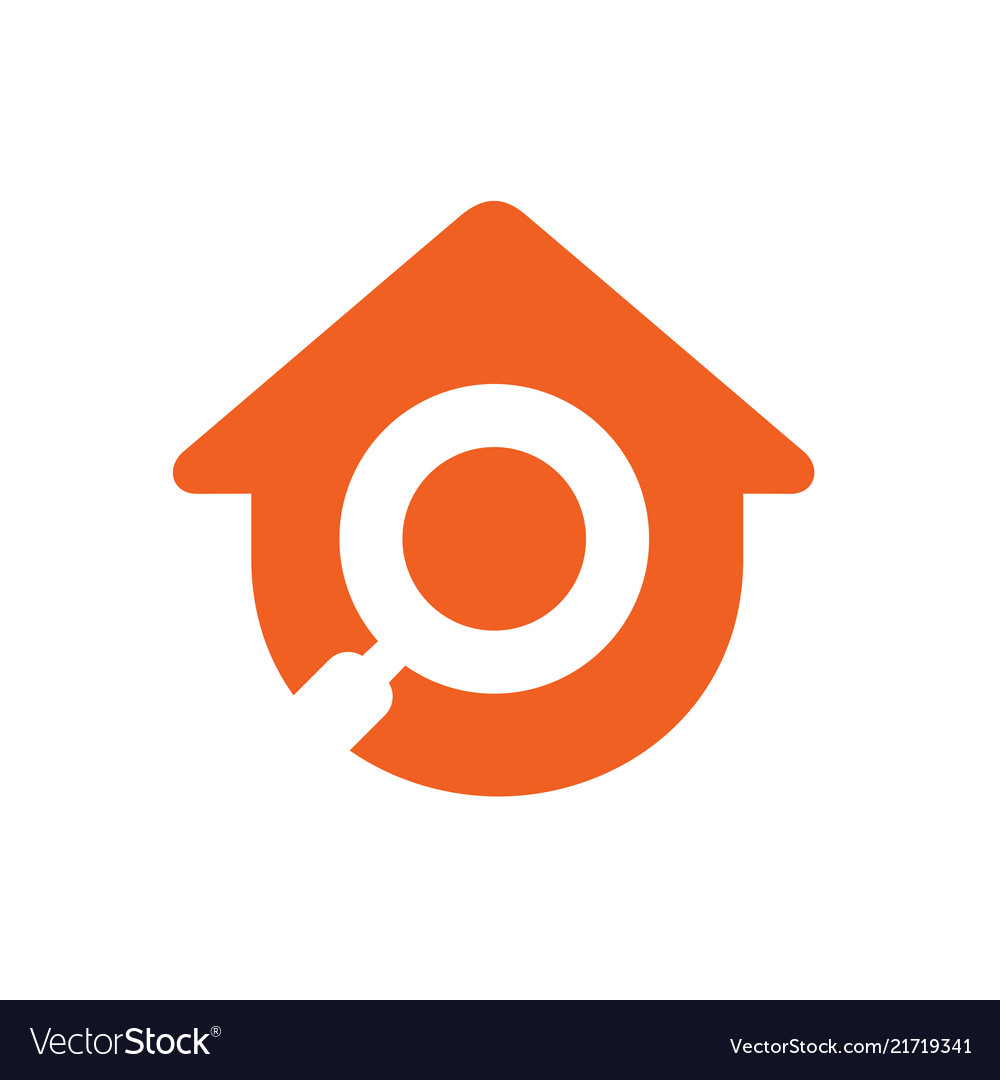 Search home logo home inspector icon.