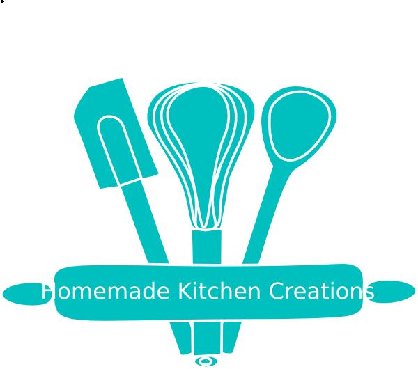 Homemade Kitchen Creations Clip Art at Clker.com.