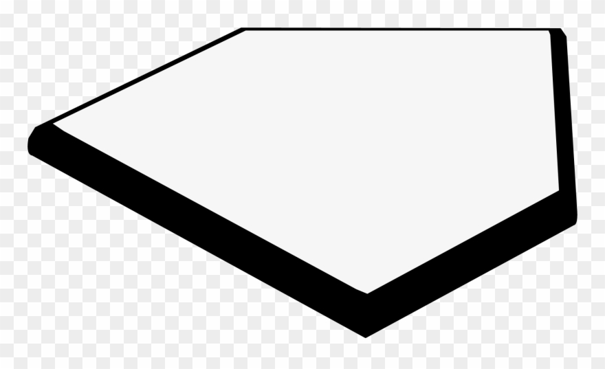 Home Plate Sprite 002 Clipart (#625985).