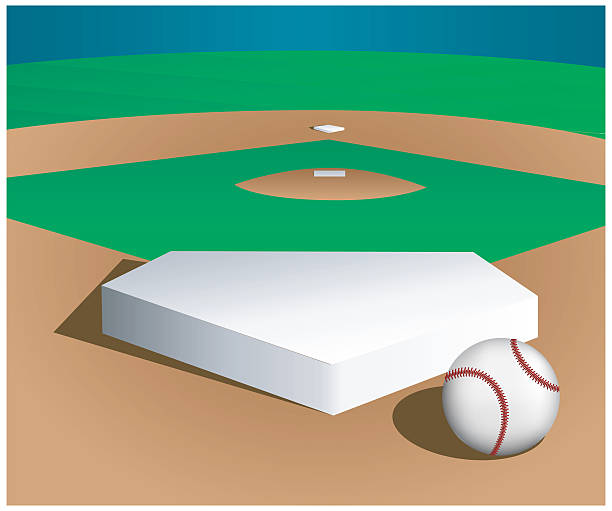 Best Home Plate Illustrations, Royalty.