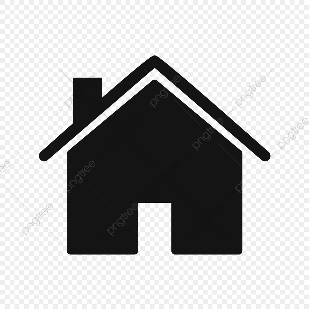 Vector House Icon, Apartment, Home, House PNG and Vector with.