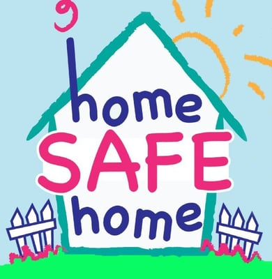 Home Safety Clipart.