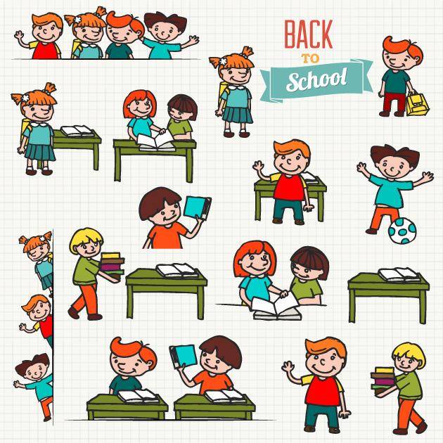 Back to School Giga Bundle with 800+ Premium Design Resources.