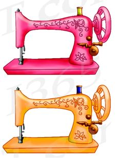 Free Sewing Clip Art Images.