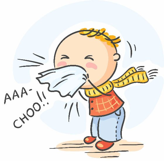 Healthy Kids = Happy Students: Tips for cold and flu season.