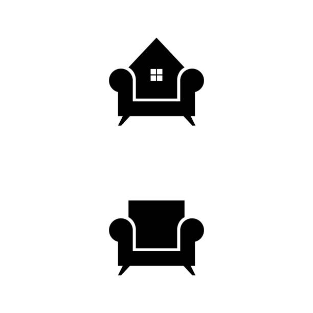 Home Staging Illustrations, Royalty.