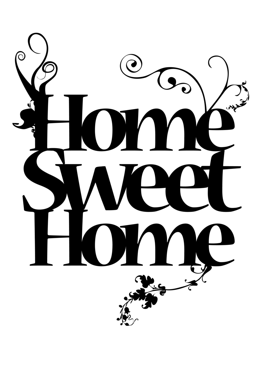 Home Sweet Home Logo.