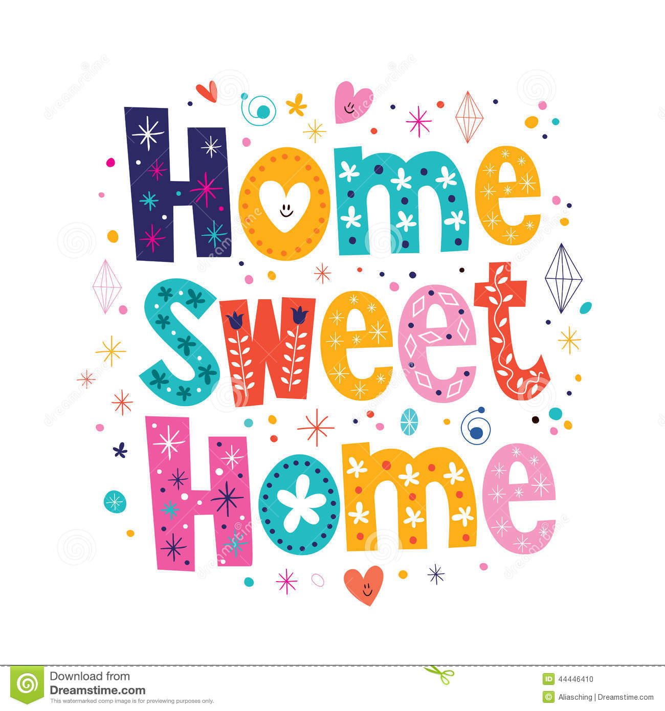 Home Sweet Home Clipart & Home Sweet Home Clip Art Images.