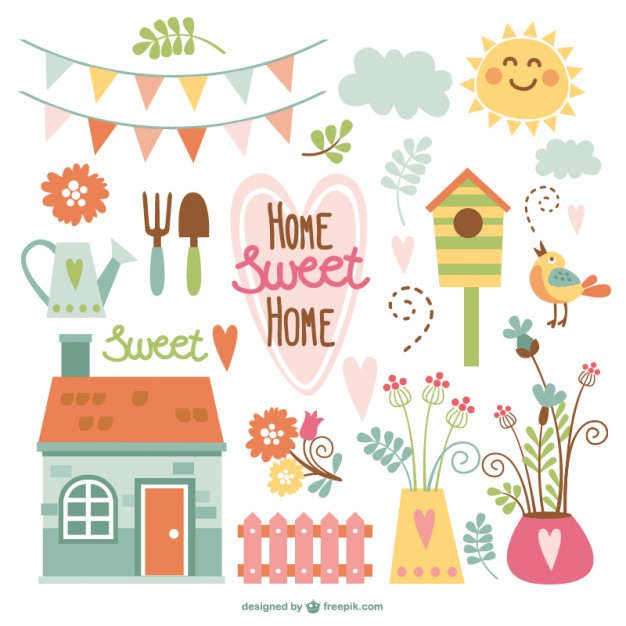 Home Sweet Home Vectors, Photos and PSD files.