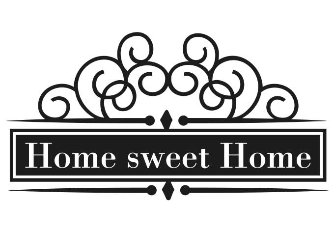 Home Sweet Home Logo.