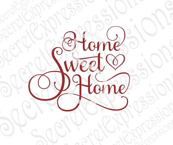 Home Sweet Home Svg, Home Sign Svg, Home Svg, House Svg, House.