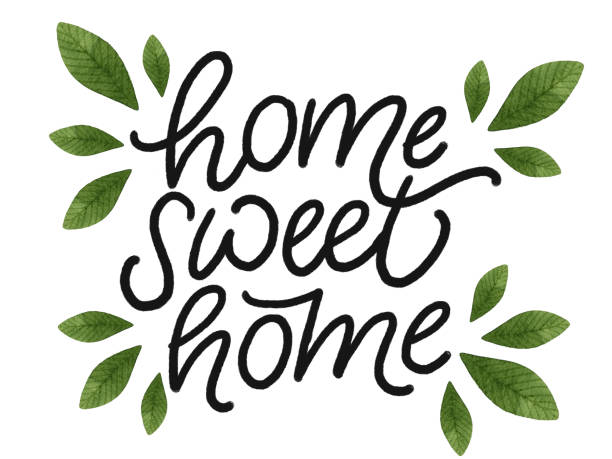 Home Sweet Home Clip Art & Free Home Sweet Home Clip Art.png.