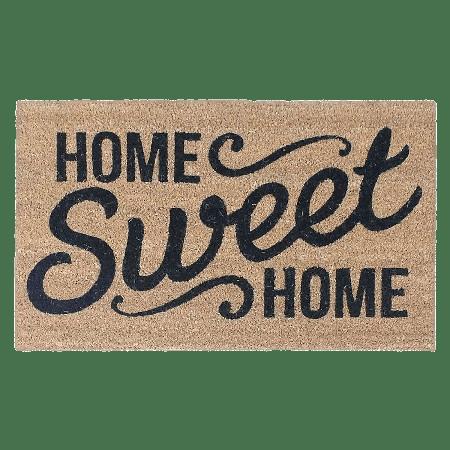 Home Sweet Home Doormat transparent PNG.