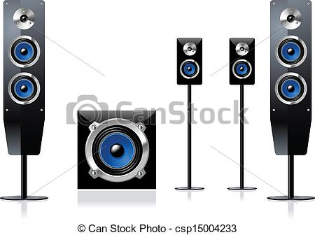 Home theater Vector Clipart Illustrations. 1,097 Home theater clip.