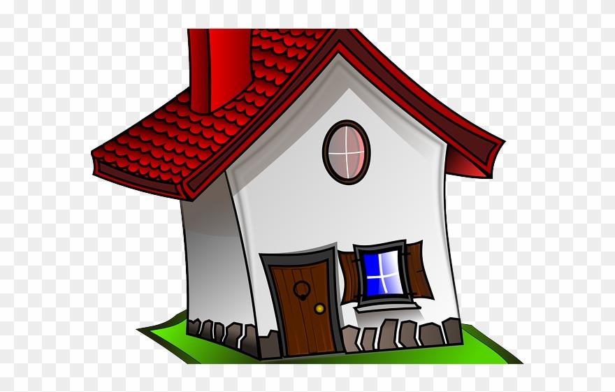 Cottage Clipart Home Visit.