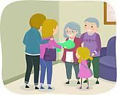 Home visit clipart 6 » Clipart Portal.