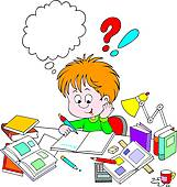 Homework clipart free 4 » Clipart Station.