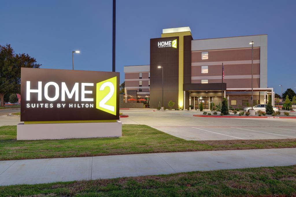 Hotel Home2 Suites by Hilton, Midwest City, OK.