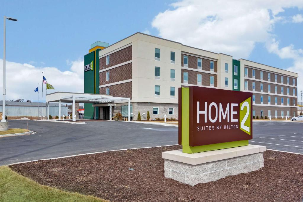Home2 Suites by Hilton Green Bay, Green Bay (WI).