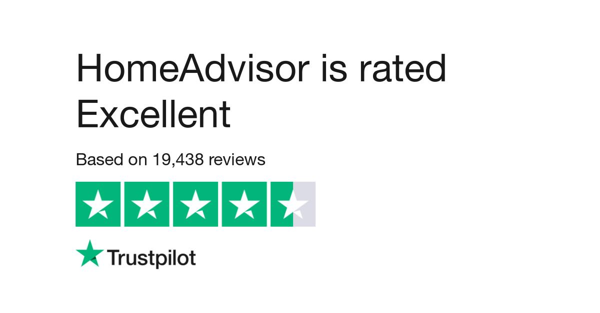 HomeAdvisor Reviews.