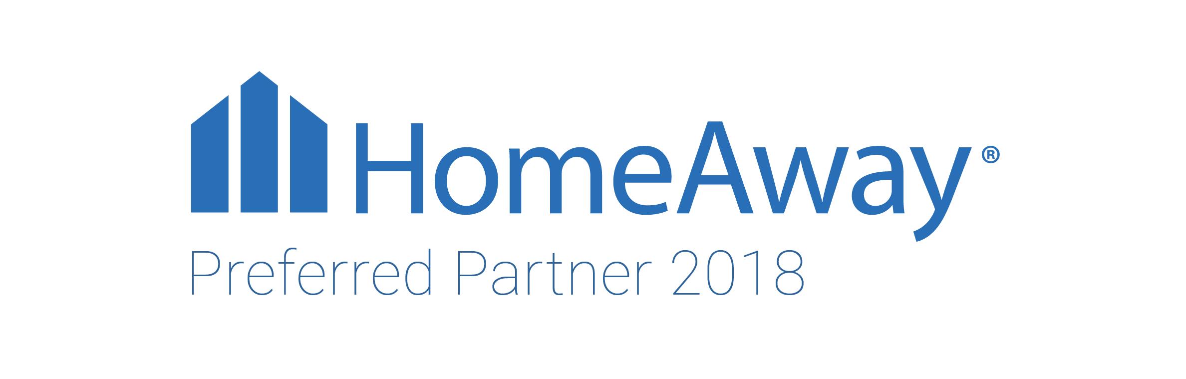 Homeaway preferred partner.