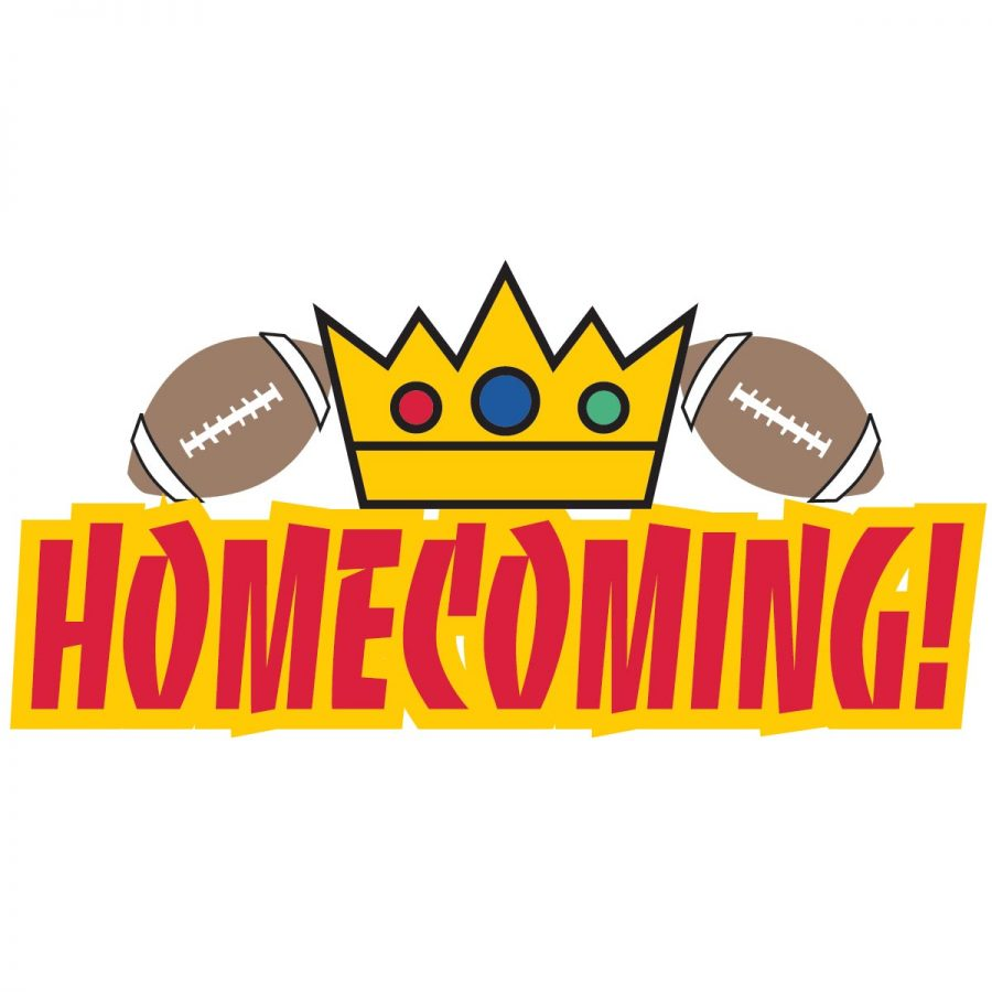Homecoming Court is in Session!.
