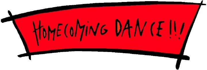 Homecoming Dance Clipart.