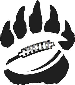 panther football clipart.