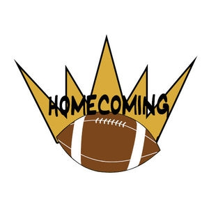 Football Homecoming Clipart image information.