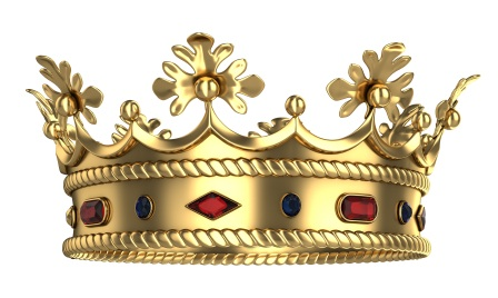 Homecoming king crown clipart.