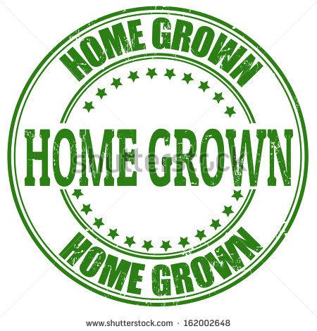 Home Grown Stock Photos, Royalty.