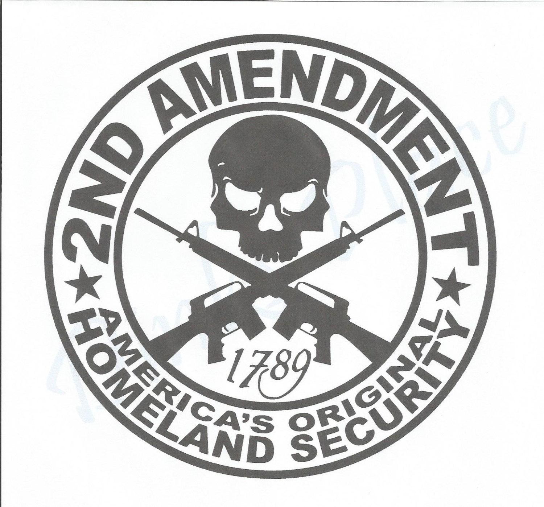 2nd AmendmentAmerica's Original Homeland Security by DinksPlace.