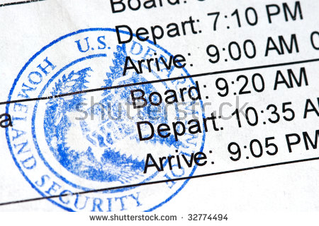 Homeland Security Stock Images, Royalty.