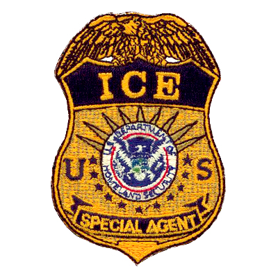 Homeland Security Badges Clipart.
