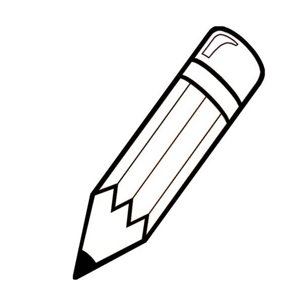 Download Colored Pencil Coloring Pages.